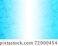 背景材料Unryu Washi 01 /淺藍色從中心到左右兩側變暗的漸變水平其他顏色 72900454