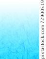 背景材料Unryu Washi 01 /淺藍色從頂部到底部變暗的漸變垂直還有其他顏色 72900519