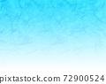 背景材料Unryu Washi 01 /淺藍色從上到下漸變的漸變水平其他顏色 72900524