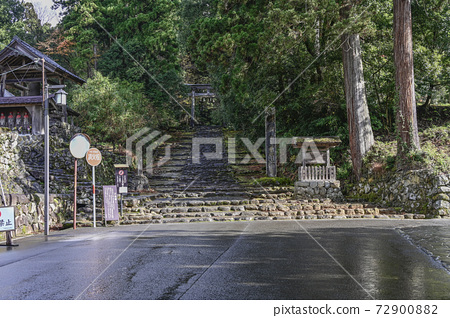Heisenji Hakusan Shrine Seishinzaka (Katsuyama City, Fukui Prefecture) 72900882