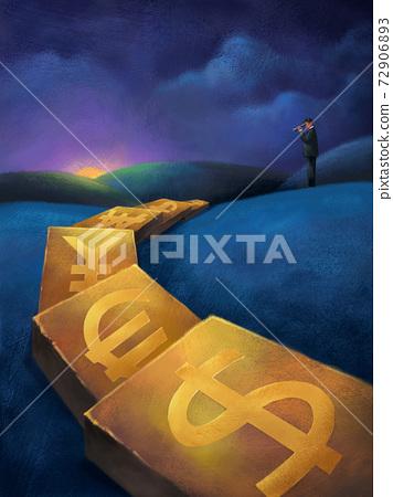 全球金融市場危機 72906893