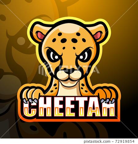 獵豹 豹子 商標 72919854