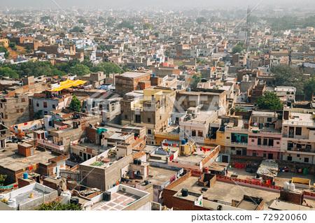 Jaipur city panorama view in Jaipur, India 72920060