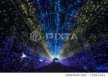 船岡 성지 공원의 일루미네이션 Shibata Fantasy Illumination 2020 72922481