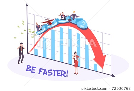 Roller Coaster Business Composition 72936768
