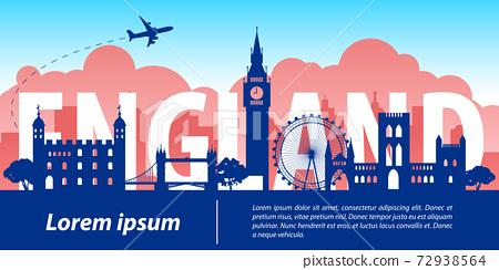 England  top famous landmark 72938564