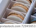 Macarons, biscotti, Macarons, biscotti, Macarons, biscotti, 72945653