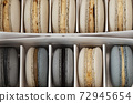 Macarons, biscotti, Macarons, biscotti, Macarons, biscotti, 72945654