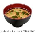 炒味噌湯 72947867
