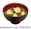 土豆味噌湯 72947870