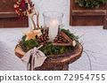Christmas decoration for outside 72954755