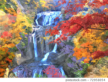 Fukuroda Falls 72958054