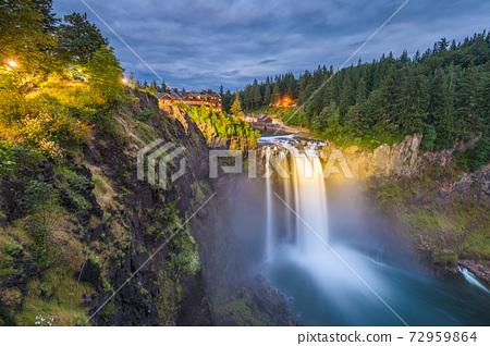 Snoqualmie, Washington, USA 72959864