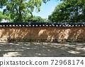 傳統建築全州京畿道牆 72968174