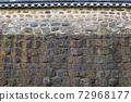 한국의 전통건축물 돌담 72968177