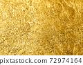 股票照片材料金箔金黃金黃金金背景材料 72974164