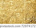 股票照片材料金箔金黃金黃金金背景材料 72974172