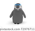 企鵝與面罩 72976711