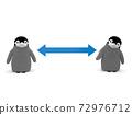企鵝保持距離 72976712
