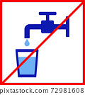 No drinkable water 72981608