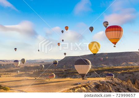 Hot air Balloons flight in Cappadocia 72999657
