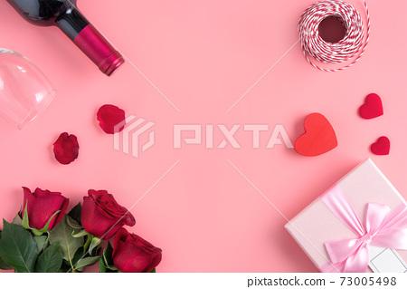 발렌타인 데이 부케 데이트 와인 디너 발렌타인 데이 데이트 バ レ ン タ イ ン 73005498