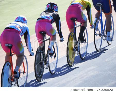 上軌道比賽女子女子自行車賽道比賽 73008028