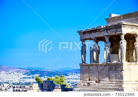 帕特農神廟和選舉神廟中的女孩雕像 73022866