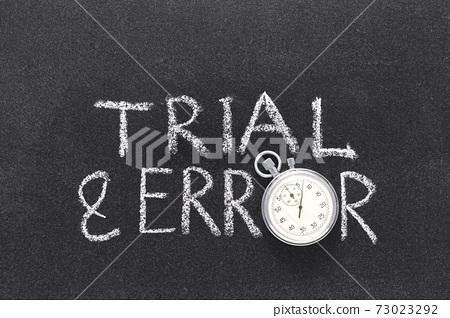 trial & error watch 73023292