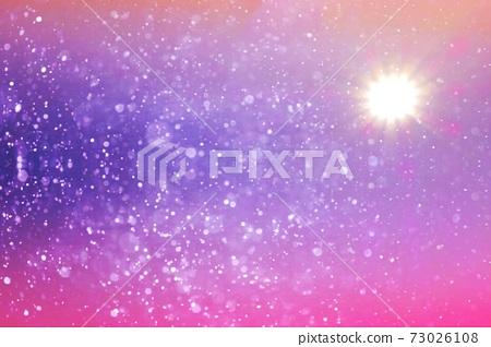 雪和星星留言卡2 73026108