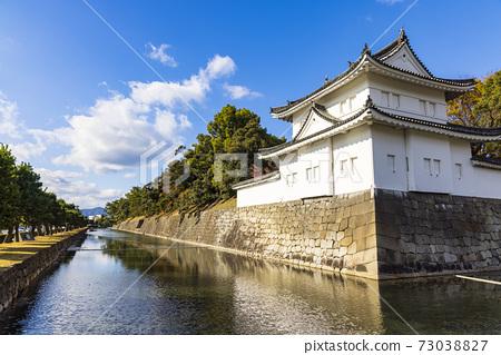 石垣和森織(京都二條城) 73038827