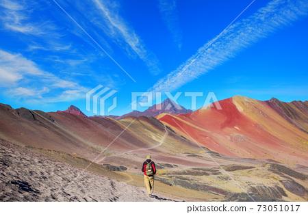 Rainbow mountain 73051017