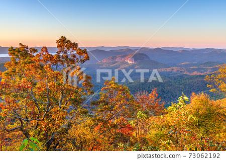 Looking Glass Rock, North Carolina, USA 73062192