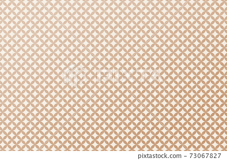 Illustration material Japanese paper texture background Cloisonne pattern Japanese pattern Japanese style Japanese paper background material 73067827