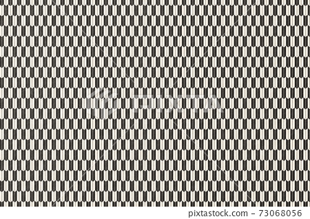 Illustration material Japanese paper texture Background material Yazaki pattern Japanese paper texture 73068056