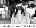 一個喜歡在晚上旅行購物的女人[插圖] 73074536