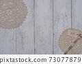 白板牆上裝飾的時尚配飾 73077879