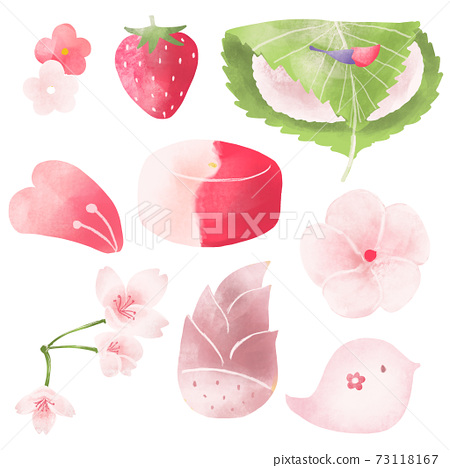 春季日本甜點套裝 73118167
