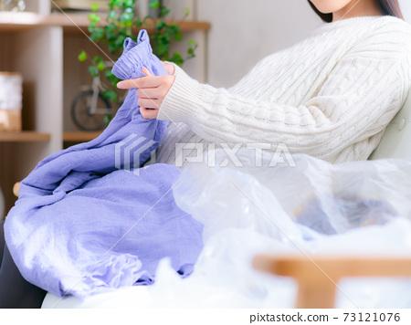 丟掉扔掉衣服的孕婦築巢本能4:3 73121076