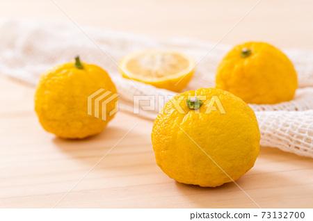 柚子浴圖像素材 73132700