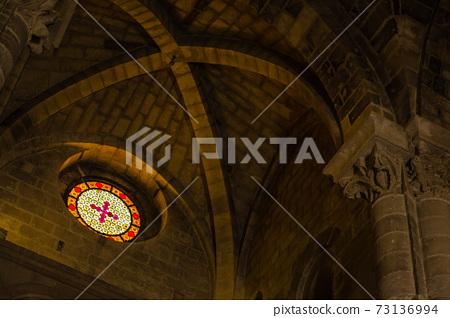 이탈리아 마테 라 산 조반니 바티스타 교회 인테리어 73136994