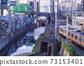 Cityscape seen from Ochanomizu, Chiyoda-ku, Tokyo 73153401