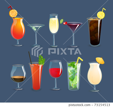 Drinks Glasses Set 73154513