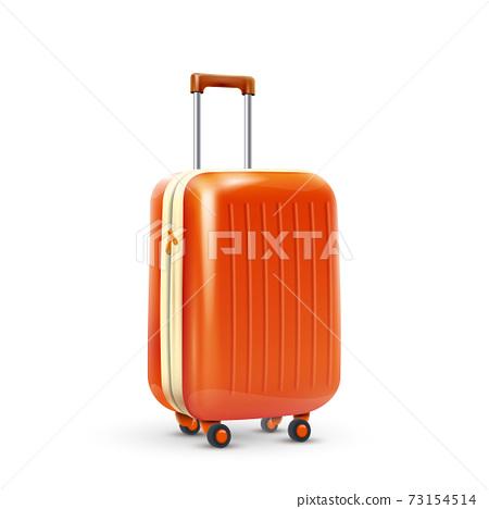 Travel Suitcase Realistic 73154514