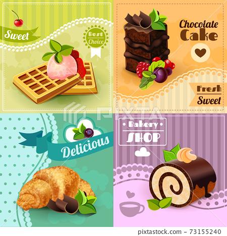 Bakery Concept Set 73155240