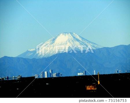 富士山今年最好的是從Kemigawahama 73156753
