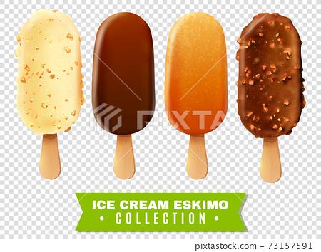 Ice Cream Eskimo Pie Collection 73157591