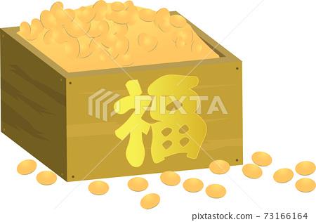 福豆氾濫成災 73166164