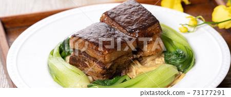 東坡肉 年菜 滷肉 控肉 魯肉 Dongpo Pork Braised meat トンポーロー 73177291