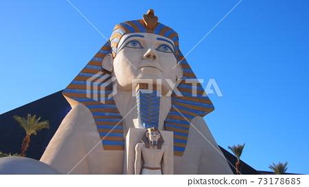 Luxor Hotel Sphinx 73178685